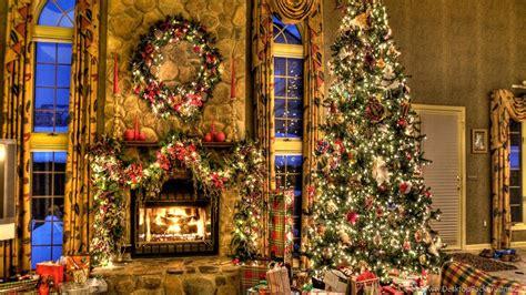 Christmas Tree Desktop Wallpapers Desktop Background