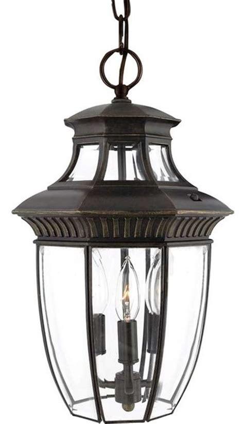 quoizel lighting gt1700ib georgetown outdoor hanging light