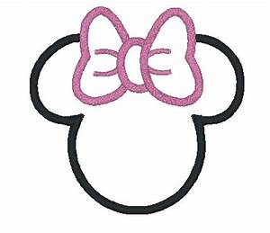 2831 views With minnie mouse cut out template