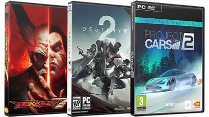 Box 3d Pc Games Covers Steam Pack
