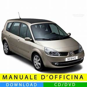 Manuale Officina Renault Scenic 2  2003