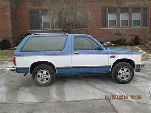 1985 To 1992 Chevy S10 Blazers Pickup For Sale Bolt Pattern 4x4 Gas Mileage Truck Body Parts