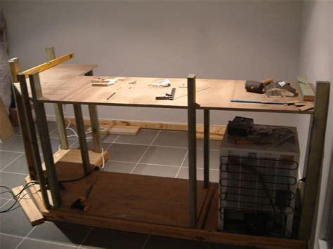 Basement Framing Diy by Diy Home Bar
