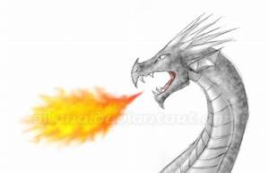 Fire breathing dragon by silana on DeviantArt