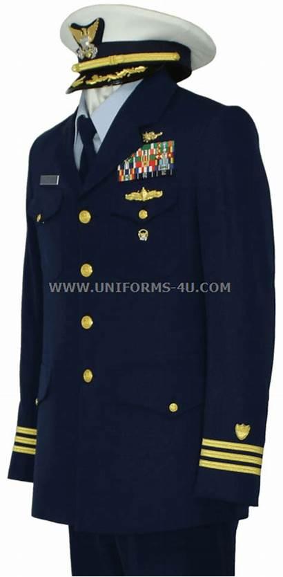 Guard Coast Uniform Uniforms Service Officer Sdb