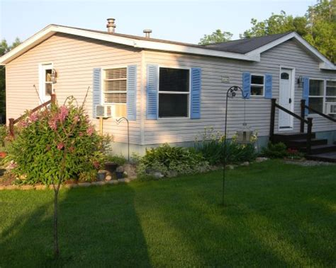 landscaping ideas  mobile homes mobile manufactured