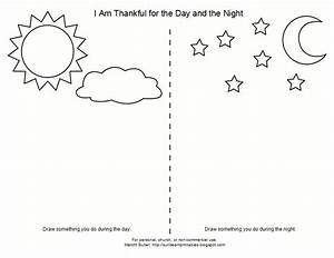 Day And Night Worksheets For Kindergarten Worksheets for ...