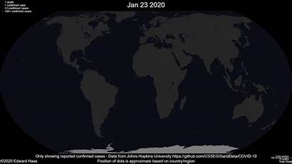 Covid Spread Across Economic Coronavirus Map Cases