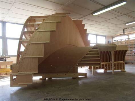 coffrage escalier balance beton coffrage bois beton coffrages sp 233 ciaux coffrage bois