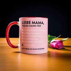 Weihnachtsgeschenk Für Mutter : liebe mama tasse geschenk f r ~ Frokenaadalensverden.com Haus und Dekorationen