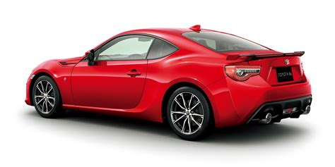 2017 Toyota 86 Updated And Uprated Sports Car Confirmed