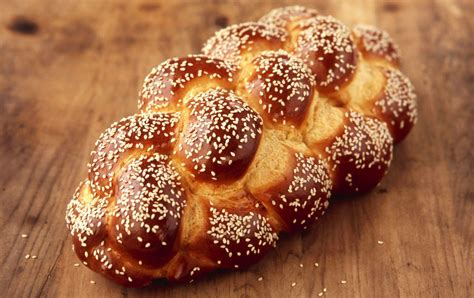 jewish bread machine challah recipe