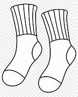 Socks Sock Fox Clip Coloring Writing Bubble Printable Map Outline Activities Preschool Pages Seuss Crafts Using Clipart Template Pair Maps sketch template