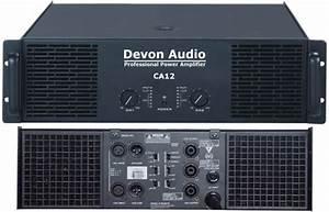 China Crest Audio Circuit Professional Power Amplifier