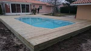 Bois Pour Terrasse Piscine : terrasse bois piscine sapin diverses id es ~ Edinachiropracticcenter.com Idées de Décoration