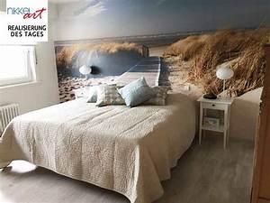Fototapete Für Schlafzimmer : fototapete strand f r schlafzimmer ~ Sanjose-hotels-ca.com Haus und Dekorationen