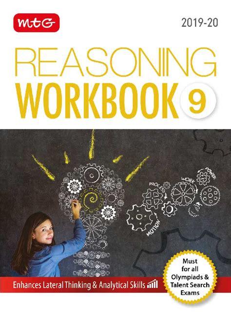 olympiad reasoning workbook class   rs