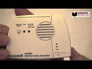 Honeywell H450en Sz U00e9nmonoxid Riaszt U00f3