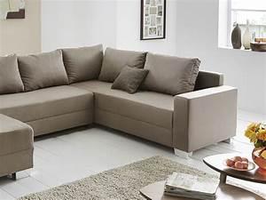 Ecksofa U Form : wohnlandschaft u form 320x220 160cm schlamm couch sofa ecksofa polsterecke amy 4251052553860 ebay ~ Eleganceandgraceweddings.com Haus und Dekorationen