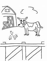 Farm Coloring Pages K5 Worksheets sketch template