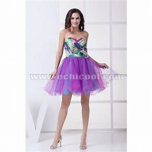 Bright colored home ing dresses