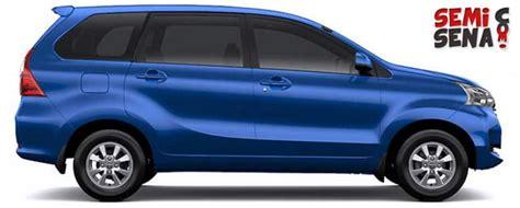 Gambar Mobil Toyota Avanza by Harga Toyota Avanza Review Spesifikasi Gambar