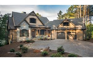 craftsman style ranch with walkout basement hwbdo77120 craftsman with walkout basement floor