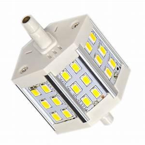 Ampoule Led R7s 78mm : ampoule led r7s 78mm 6w 220v smd5730 18led 200 ~ Melissatoandfro.com Idées de Décoration