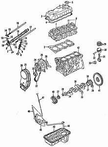 Chevrolet Tracker Engine Crankshaft Pulley  1 3 Liter
