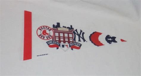 Boston Red Sox New York Yankees Duel Rivalry Fenway Park ...