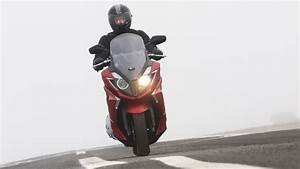 Prueba del Kymco Super Dink 350 cc 2017: un salto enorme Motos Autobild es