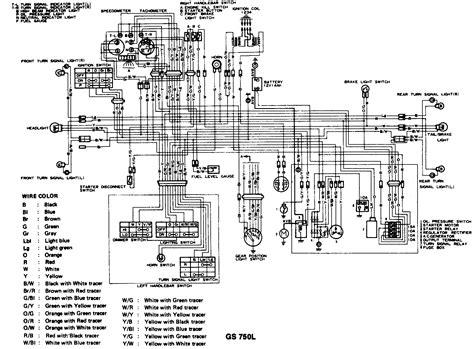 Suzuki Ozark Fuse Box by Solved Need Wiring Diagram For Suzuki Gs 750 Fixya