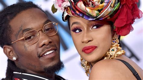 Cardi B Is Reportedly Disappointed That Offset Did Not ...
