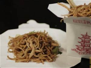 How to Microwave and Eat a Meal from a Chinese Take-Out ...