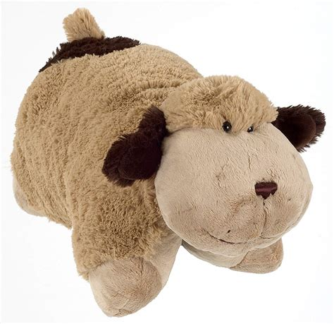 my pillow pets comfy quot sized quot fluffy 18 quot pillow 7 free