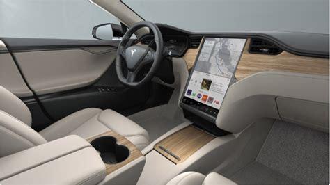2019 Tesla Interior by Tesla Model S Interior Refresh 2018 Www Indiepedia Org