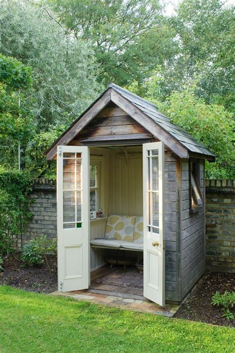 Small Backyard Buildings by Best 25 Small Sheds Ideas On Backyard Storage