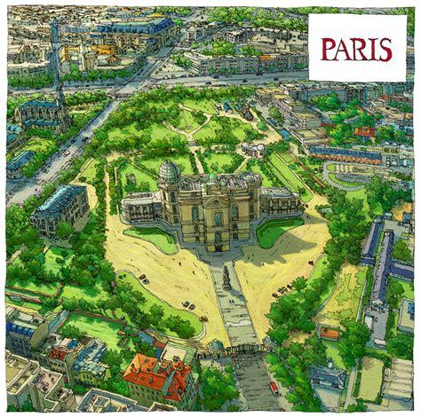 Jardin De L Observatoire Jolimont by Histoire Du Site De Paris