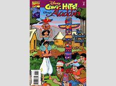 Disney Comic Hits #6 AladdinFaking Thunderbirds Issue