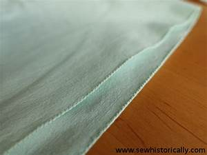 Handsewn Victorian Cotton Sunbonnet - Details - Sew ...