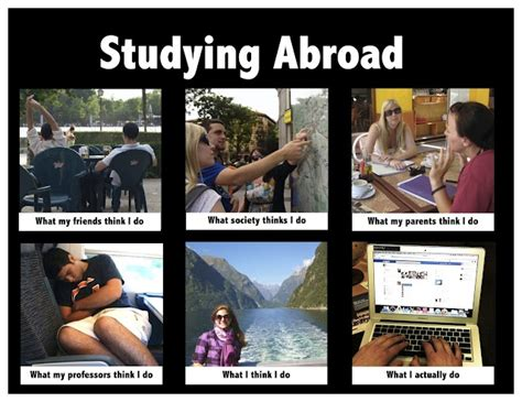 Studying Abroad Meme - true or false the reality of studyabroad travel memes pinterest humor and travel humor