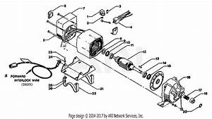 Troy Bilt 2001 Pto Generator Parts Diagram For Generator Parts