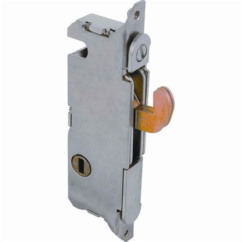 sliding glass door lock prime line sliding screen door latch left chrome