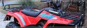 Kawasaki Bayou 300 Parts