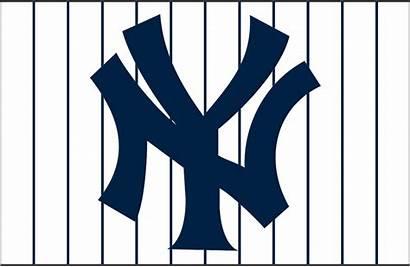 Yankees York Jersey Logos Ny Pinstripes 1947