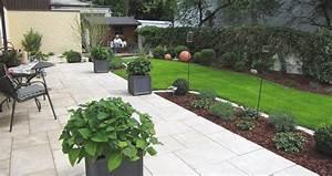 gartenbau demmel o projekt teich terrasse gartenbau With terrasse und garten