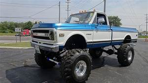 1970 Chevrolet Pickup Truck 4x4 Stock # 134540 for sale ...