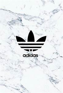 Adidas marble wallpaper - image #4067695 by Bobbym on ...