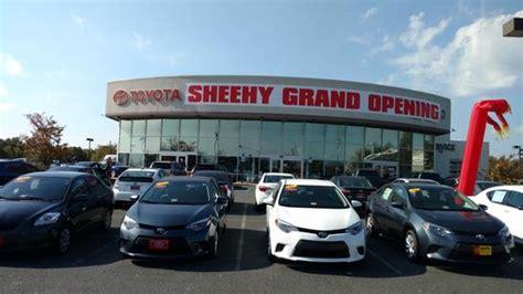 Toyota Stafford by Sheehy Toyota Of Stafford Car Dealership In Stafford Va