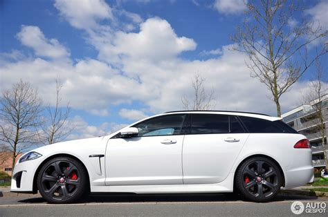 Jaguar 2015 Sport by Jaguar Xfr S Sportbrake 25 May 2015 Autogespot